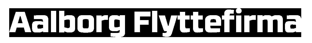 Aalborg Flyttefirma Logo